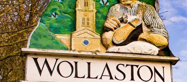 Wollaston sign