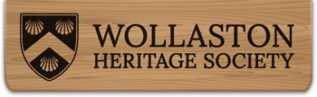 Wollaston Heritage Society logo